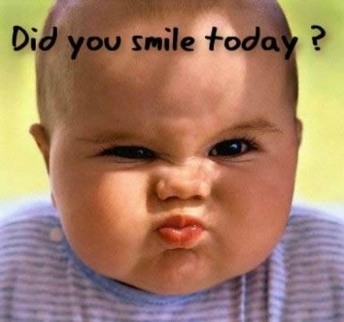 did-you-smile-today