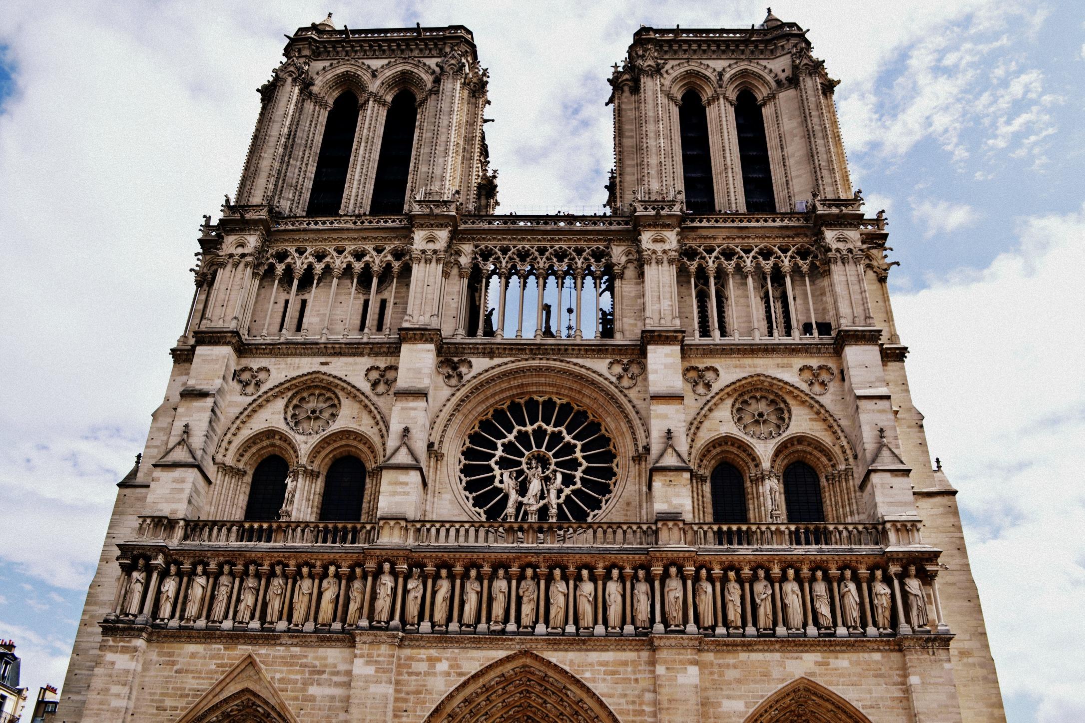 Notre Dame, sans Hunchback